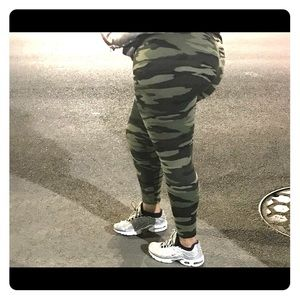 Pants - New  ( prepackaged) Camouflage Leggin